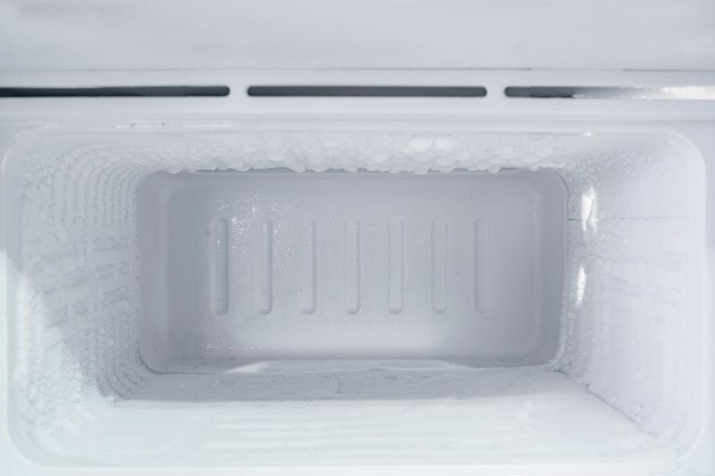freezer che non congela